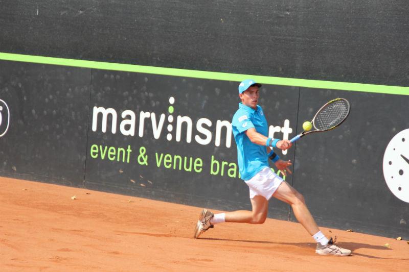 Geoffrey Blancaneaux Rotterdam Open 2016