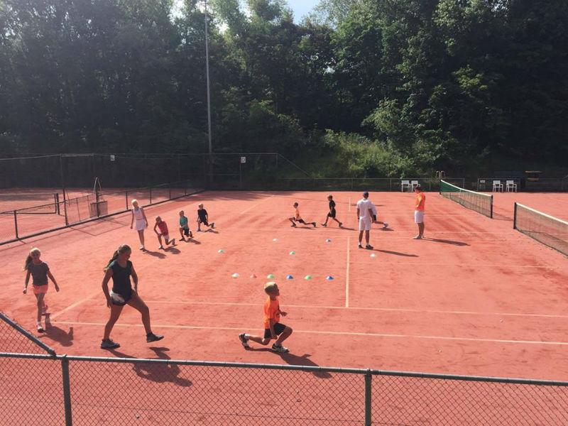 TC West-Voorne tenniskamp