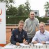 Ondertekening overeenkomst tussen de KNLTB en geselecteerde tennisscholen