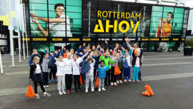 ABN AMRO tennis kids day