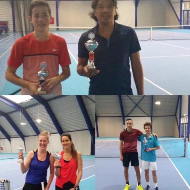 Tie-Break Clubkampioenschappen