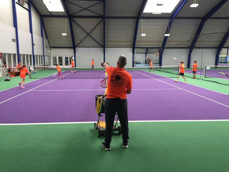 David Lloyd tenniskamp/multi-sportkamp