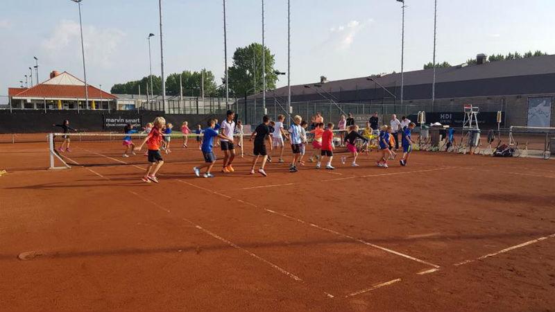 TV Victoria tenniskamp