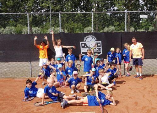 scoutingsdag tennis