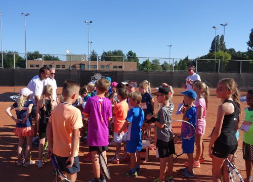 Vacature Tennistrainer