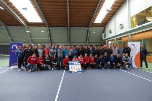gecertificeerde tennisschool